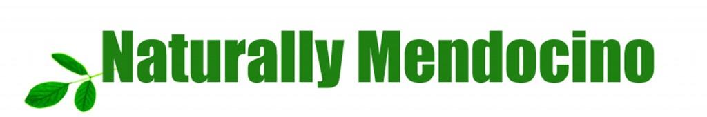 Naturally Mendocino logo large