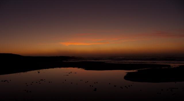 Virgin Crk Sunset-1a
