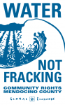 water not fracking