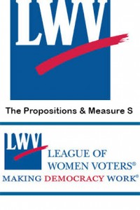 LWV The Propositions & Measure S