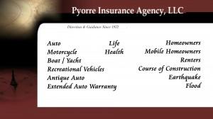 Pyorre Insurance ad