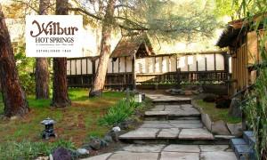 Wilbur Hot Springs Ad