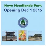 Noyo Headland Park Opening December 1 2015_thumb