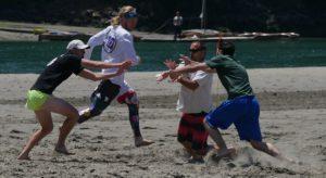 frisbee defenders